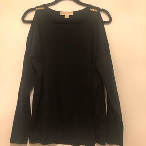 Michael Kors long sleeves top medium size